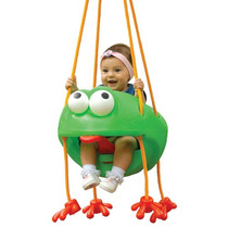 Balanço Infantil Biu Sapinho Xalingo Com Patinhas Flexíveis