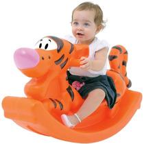 Brinquedo Infantil Balanço Anda Cavalinho Tigrão Xalingo