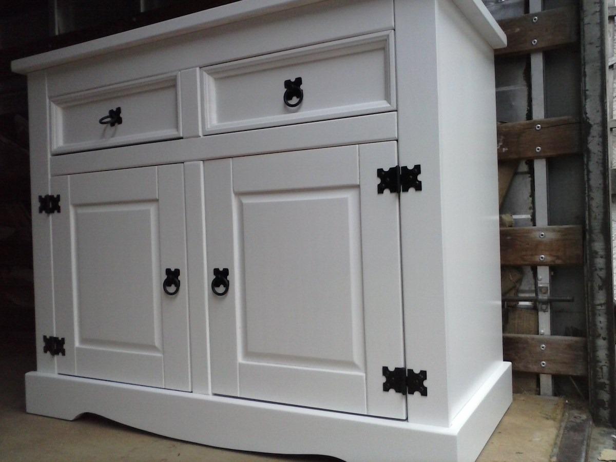 Balcão;aparador madeira Maciça;rustico;guarda louça;moveis R$ 499  #655E4D 1200x900