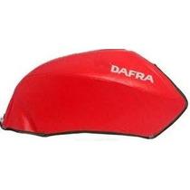 Capa Tanque Dafra Speed 150 Vermelho Courvim