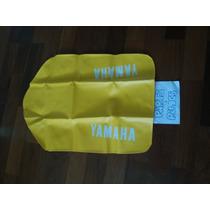 Capa De Banco Amarelo Teneré Azul Xt 600