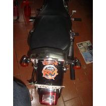 Sissy Bar Encosto Harley Davidson 883 Mirage 650 Chopper