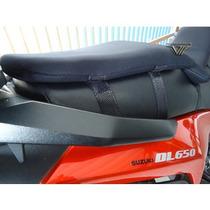 Almofada Em Gel Honda Xre 300 Passageiro - 1 Peça