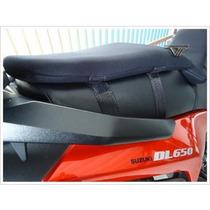 Almofada Em Gel Honda Falcon Passageiro - 1 Peça