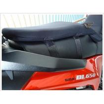 Almofada Em Gel Yamaha Fazer 250 Passageiro - 1 Peça