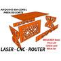Mesa Para Kit Provençal Arquivo P/ Recorte Laser Mdf 0146