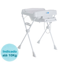 Banheira Para Bebê Millenia - Branco Burigotto