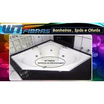 Banheiras Canto-03 Modelos C/ Aquecedor+ Alça+travesseiros !