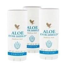 Kit C/3 Aloe Ever Shield Deodorant Forever Living