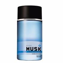 Avon Musk Marine Splash Colônia Desodorante Frete Barato