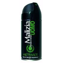 Desodorante Malizia Uomo Vetyver 150ml - Original
