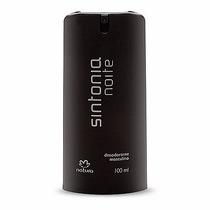 Natura Desodorante Sintonia Noite Masculino
