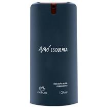 Desodorante Spray Natura Amó Esquenta 100ml + Brinde