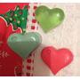Sabonete Artesanal Coração P (natal)