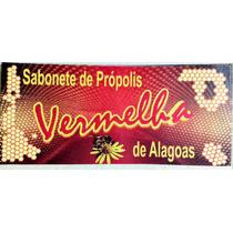 Sabonete Própolis Vermelha De Alagoas (10 Unidades 90 Gr.)