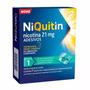 4 Adesivos Niquitin - Pare De Fumar 1 Etapa 21mg