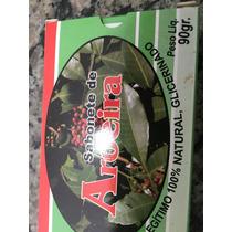 Sabonete De Aroeira - Glicerinado - 90gr 12 Unidades