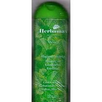 Sabonete Líquido Menta 200ml (herbamax)-12 Unidades