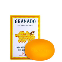 Granado Sabonete Vegetal Glicerina Mel Em Barra 90g Blz