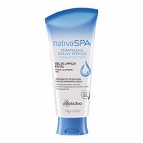 Boticário Nativa Spa Águas Termais Termal Gel Limpeza Facial
