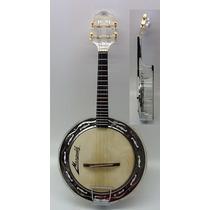 Marquês Ba 1112 Banjo Ativo Caixa Acrilico - Frete Grátis