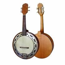 Banjo Elétrico Rozini Estudante Rj14elf Na Cheiro De Musica