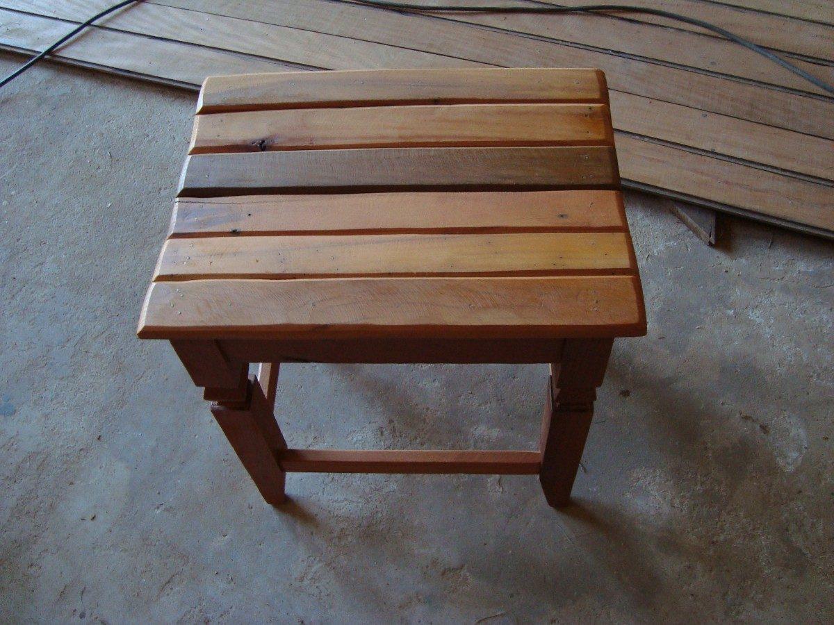 banquinho banqueta anatmica de madeira de demolico 14107 MLB3491021620  #644738 1200x900