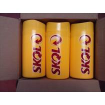 Caixa Com 12 Cervegelas Skol Litrao.z.sul-santo Amaro -s.p