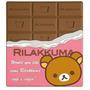 Porta Copos - Chocolate - Rilakkuma Bear - San-x