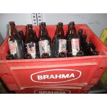 Antiga Caixa De Cerveja Completa Caracu 300ml (wf)