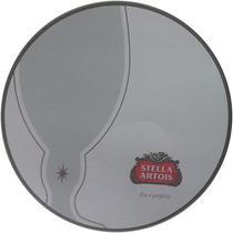 Kit Com 50 Unid. Bolachas Chopp Stella Artois - Porta Copos