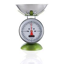 Balança De Cozinha Inox 2kg Farol Verde Brandani