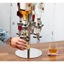 Dosador Giratório P/ Bebidas (cap. 6 Garrafas) - Lancamento