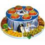 Cooler 3g Pinguim + Pet. Porta Lata Garantia Nf Frete Grátis