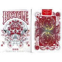 Baralho Bicycle Lava Deck Transducer - Pôquer Poker Mágica