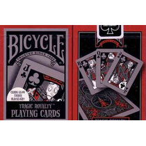 Baralho Bicycle Tragic Royalty Deck 808 - Pôquer Poker