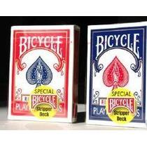 Baralho Stripper Bisotê Bicycle Rider 808 - Mágica