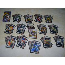 Poker - Baralho Oficial Megaman X4 / Mega Man / Rockman