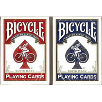 Baralhos Bicycle Cupid Back - Mágica Poker Pôquer
