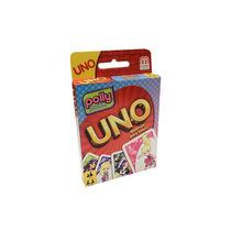 Jogo De Cartas Uno Da Polly Pocket - Mattel Bcb37