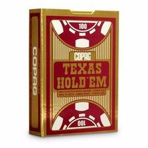 Baralho Poker Texas Hold