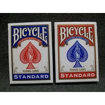 2 Baralhos Bicycle Standard E Original De Alta Qualidade