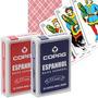 Kit 2 Jogos Baralhos Cartas Copag Espanhol Truco Lacrado Nf