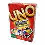 Jogo Uno Fast - Original Da Matel / Envio Imediato