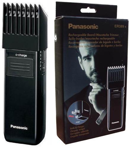 Barbeador Aparador De Barba,cabelo,bigode Panasonic Er-389k
