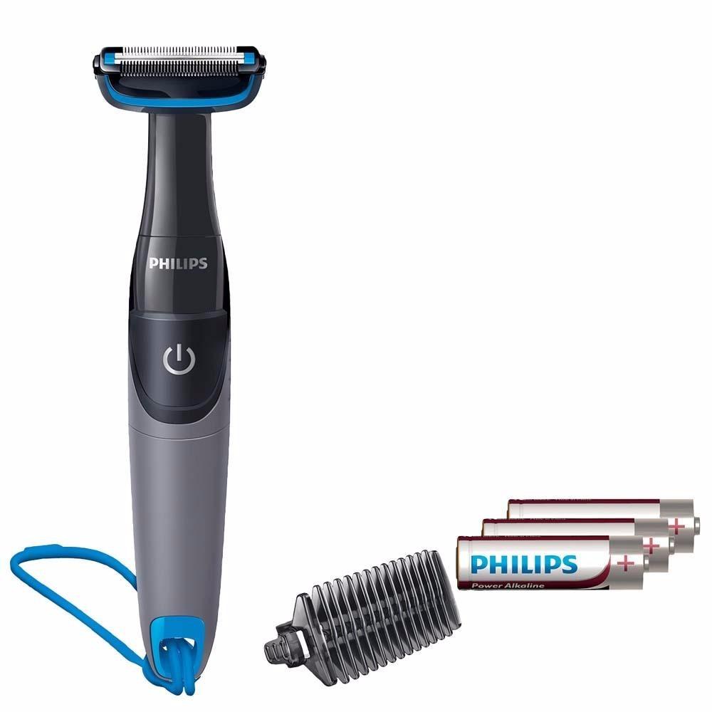 Artesanato Reciclagem Garrafa Pet ~ Barbeador Eletrico Aparador Pelos Philips Bg1025 Aprovadagua R$ 109,90 no MercadoLivre