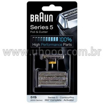 Braun Series 5 - Lámina Corte - Envio Já