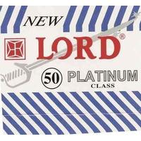 Laminas Lord Platinum - 500 Laminas