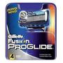 Refil Gillette Fusion Proglide C/4 (flexball)