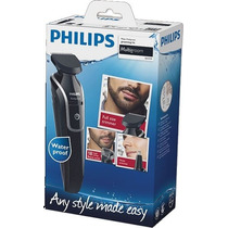 Kit Aparador De Pêlos Philips Multigroom - Qg3320/15